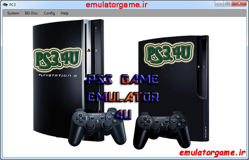 emulator-ps3-4u
