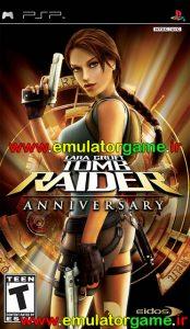 Tomb Raider Anniversary PSP