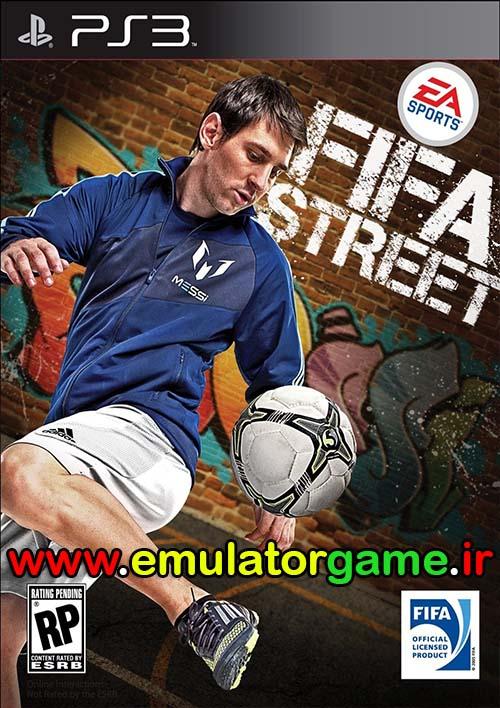 دانلود بازی FIFA Street 3 برای PS3