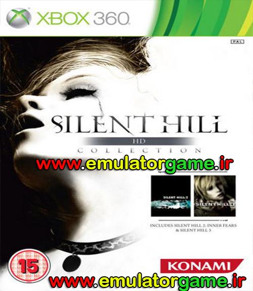 دانلود بازی Silent Hill HD Collection برای XBOX 360